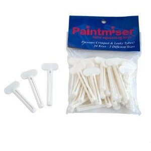 Paintmiser Saver Keys-Artist Essentials-Brush and Canvas