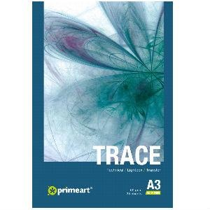 Prime Art Trace Pad 50g 25 Sheets-Trace Pads-Brush and Canvas