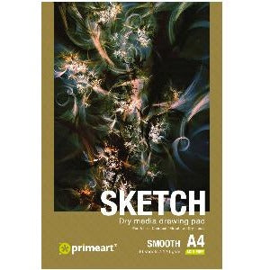 Prime Art Sketch Pad 120g 36 Sheets-Sketch Pads-Brush and Canvas