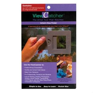 View Catcher-Artist Essentials-Brush and Canvas