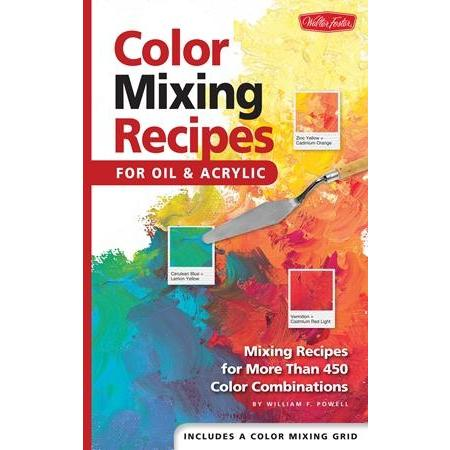 Walter Foster - Color Mixing Recipes