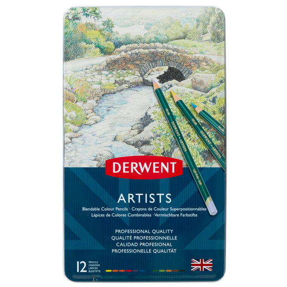 DERWENT Artists Sets