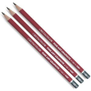 CRETACOLOR Fine Art Graphite Pencils (Cleos)