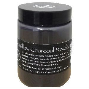 Coates Charcoal Powder - 500g-Powders-Brush and Canvas