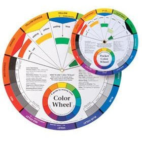 Colour Wheels-Artist Essentials-Brush and Canvas