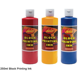 DALA Block Printing Ink
