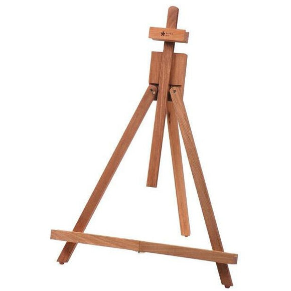 Compact Wooden Table Easel (EA9)-Easels-Brush and Canvas
