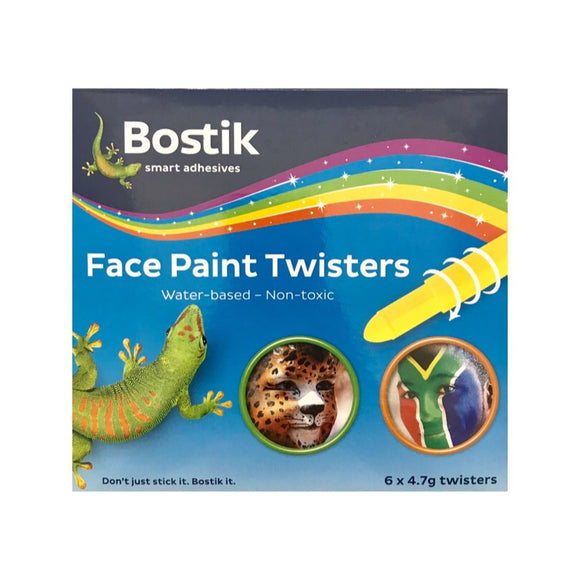 BOSTIK Face Paint Twisters
