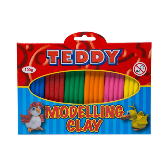 Teddy Modelling Clay