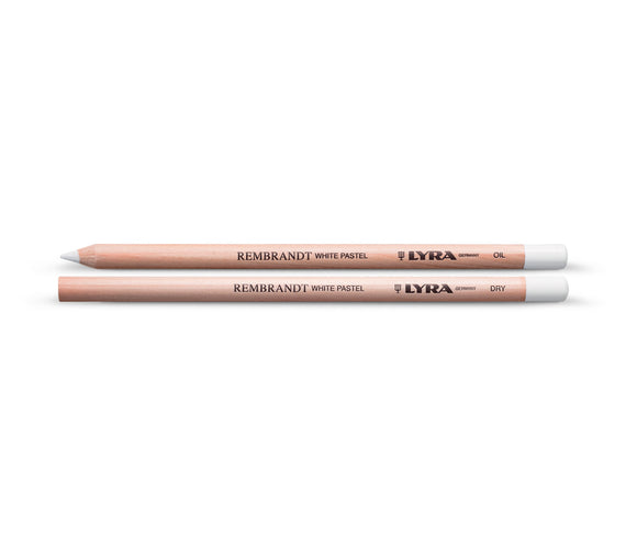 LYRA Rembrandt Pastel Pencils White