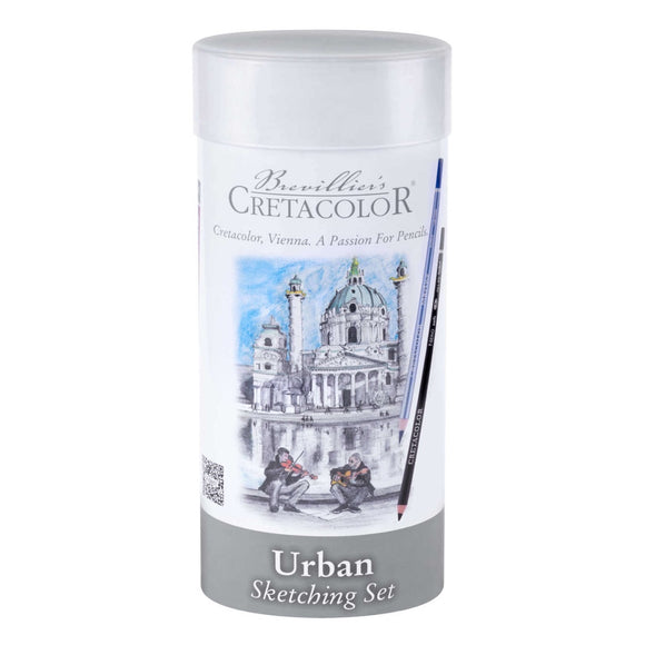 CRETACOLOR Urban Sketching Set