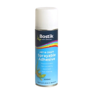 BOSTIK Repositional Spray Adhesive