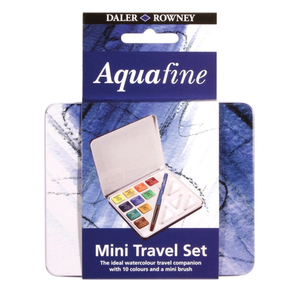 DALER-ROWNEY Aquafine Travel Sets