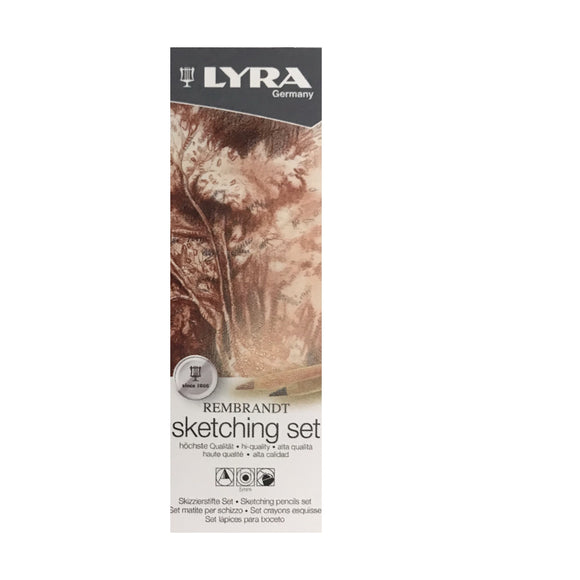 LYRA Rembrandt Sketch Sets