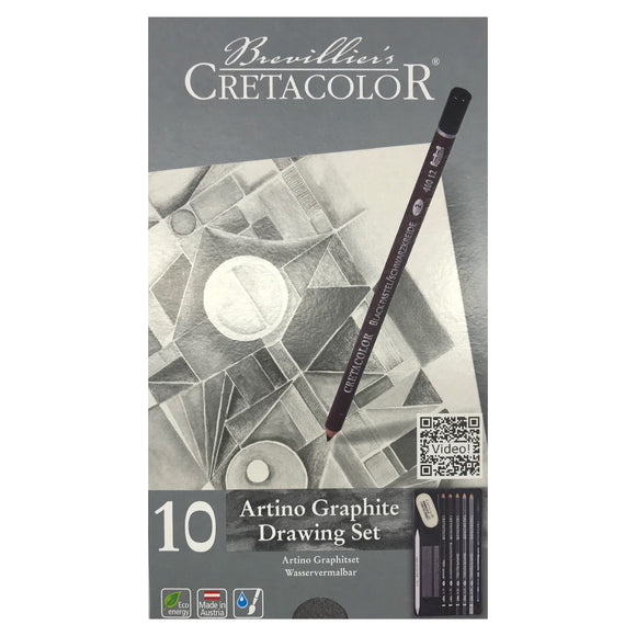 CRETACOLOR Artino Graphite Sketch Set