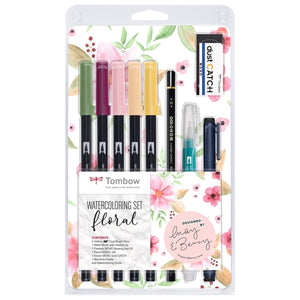 TOMBOW Watercolour Sets