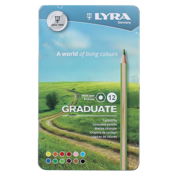 LYRA Graduate Colour Pencil Sets