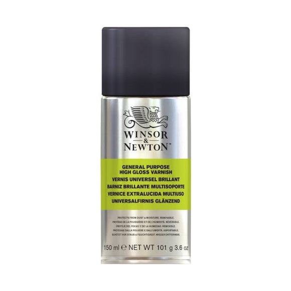 WINSOR & NEWTON General Purpose High Gloss Varnish