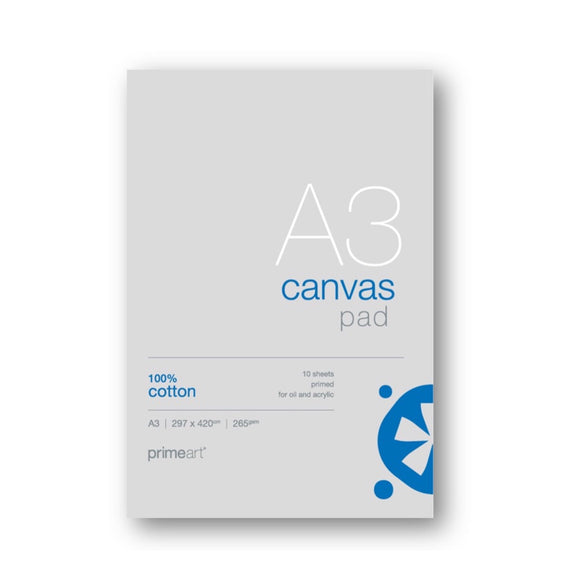 PRIME ART Canvas Pads 265gsm