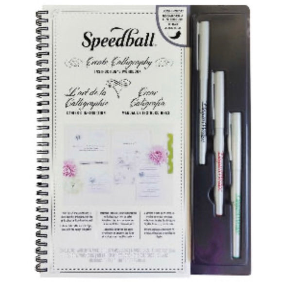 SPEEDBALL® Lettershop Calligraphy Kit