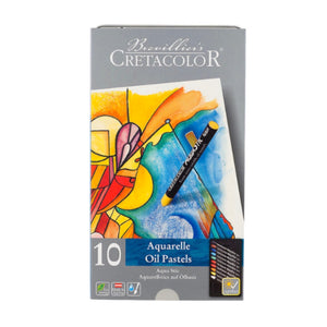 CRETACOLOR Aquarelle Oil Pastels