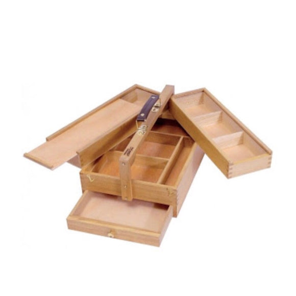 MONT MARTE Wooden Multipurpose Box