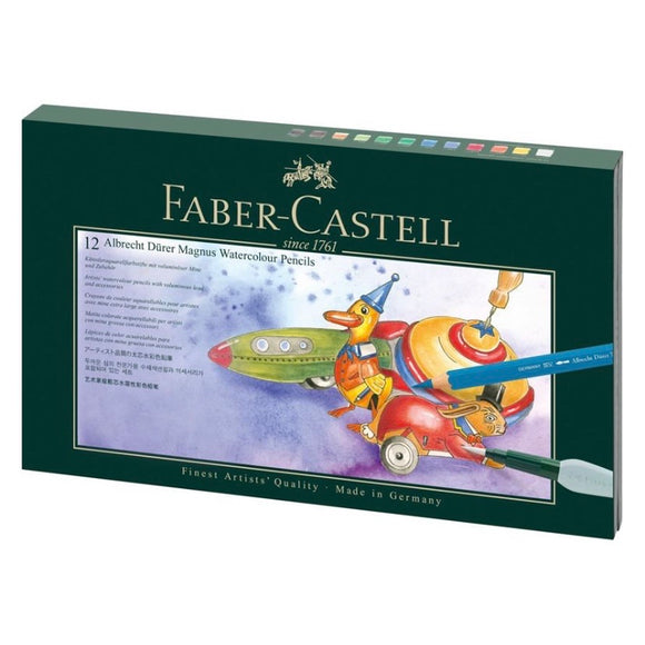 FABER-CASTELL Albrecht Dürer Magnus watercolour pencil Gift Set