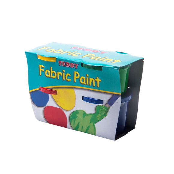 TEDDY Fabric Paint Kit
