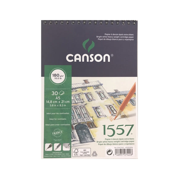 CANSON 1557 Sketch Pad