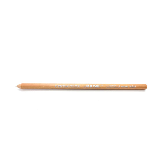 Cretacolor Soapstone Metal Pencil White