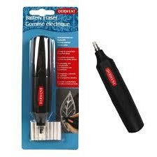 Derwent Battery Eraser-Erasers-Brush and Canvas