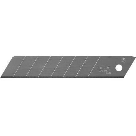 Olfa LB10B 18mm Pack of 10 blades-Cutters & Cutting Mats-Brush and Canvas
