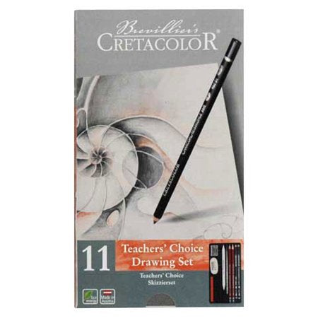 CRETACOLOR Teachers Choice Drawing Set
