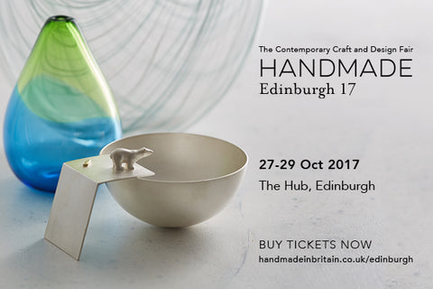 Handmade Edinburgh Craft Fair