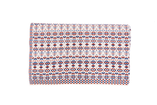 Family 11) - 3-Colour Throw - Throw C - BAKKA
