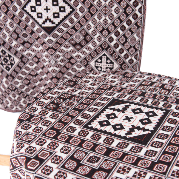 3D Design Tablecloth in 100% Superfine Merino - BAKKA