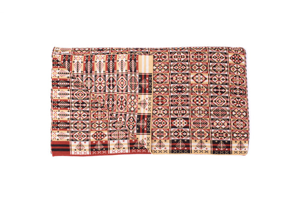 Family 7) - Heritage Throw - D - BAKKA
