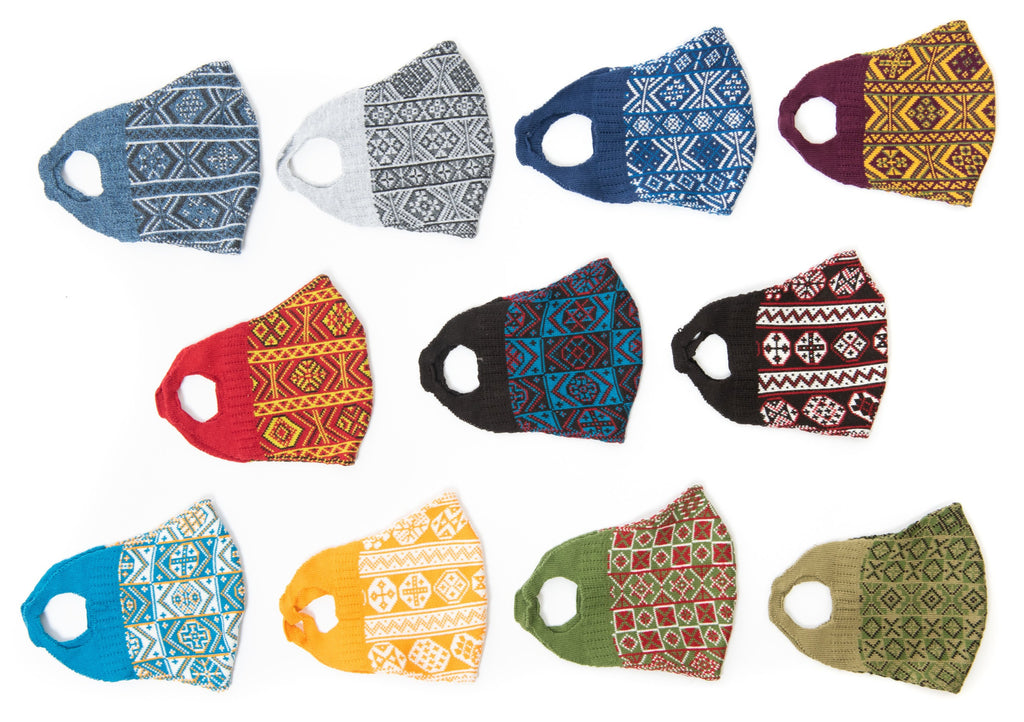 Pima Cotton Face Masks - BAKKA