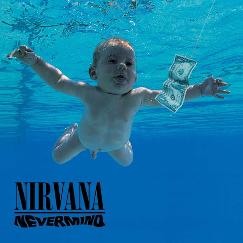front cover of Nirvana Nevermind