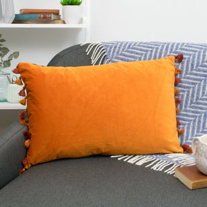 Meaning of Love Velvet Cushion  Home - Betsy Benn