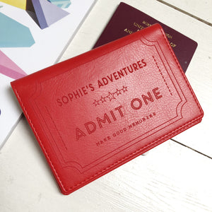 Passport - Personalised Clearance Passport Cover - Sophie's Adventures-Gift-Betsy Benn
