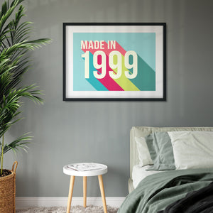 Personalised Special Year Print