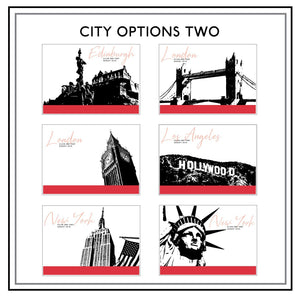 Our Favourite City Art Print  Print - Betsy Benn