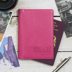 Personalised Adventure Passport Cover-Gift-Betsy Benn