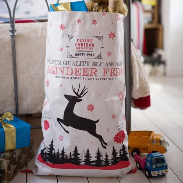 The Best Ever Santa Christmas Sack
