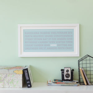 Home Destination Print  Print - Betsy Benn