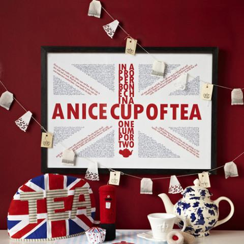 Quintessentially British Fine Art Print