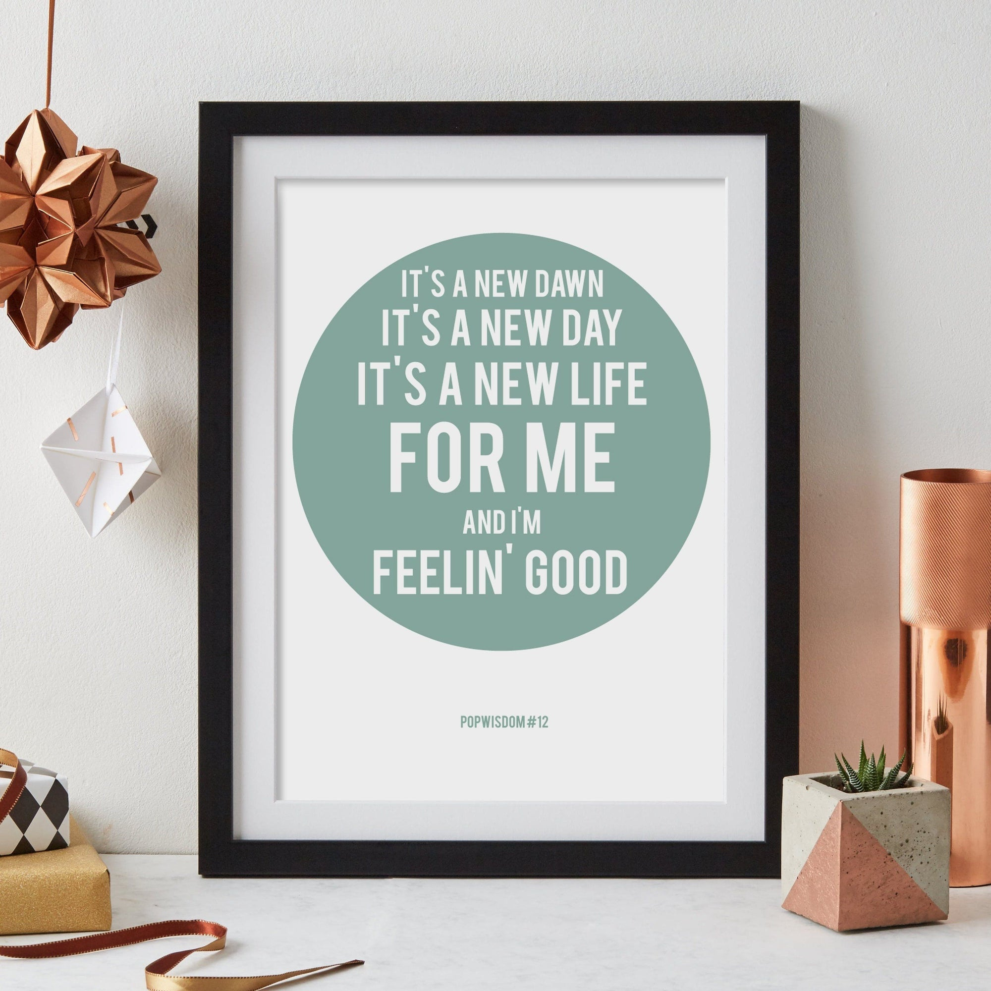 Favourite Song Lyrics  Print - Betsy Benn