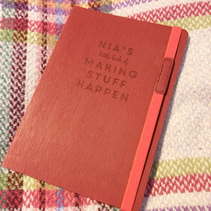 Notebook - Clearance Notebook - Nia