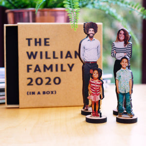 Our Family In A Box Letterbox Gift-Betsy Benn